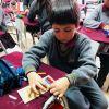 Creación de mini telares