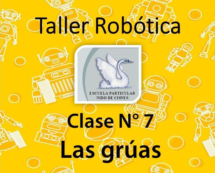 Taller Robótica